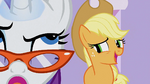 Applejack 'Since this is a dressmaker's shop' S1E14