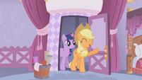 Applejack howdy! S01E14