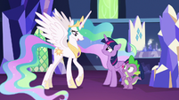 """Celestia """"if that is what you're afraid of"""" S7E1"""