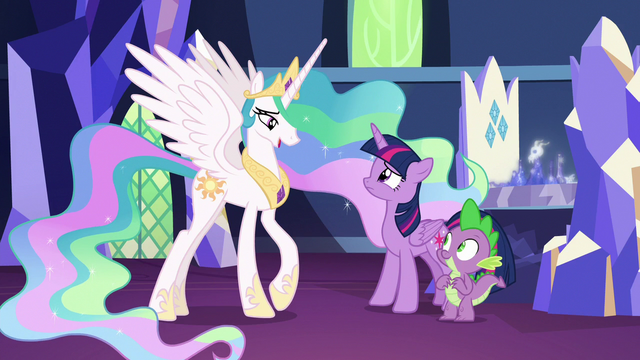 "File:Celestia ""if that is what you're afraid of"" S7E1.png"