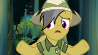 "Daring Do ""to face without a map"" S9E21"