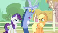 Discord 'taking care of each other' S4E11