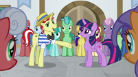 "Flim ""to have the Friendship Princess"" S8E16"