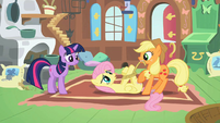 Fluttershy regains her true self S2E02