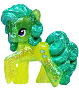 Green Jewel Blind Bag Glitter
