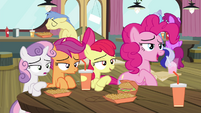 "Pinkie Pie ""never mind, they're gone"" S4E15"