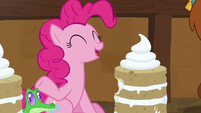 "Pinkie Pie ""perfect balance of vanilla extract"" S7E11"