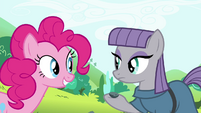 Pinkie Pie 'Where was he ' S4E18