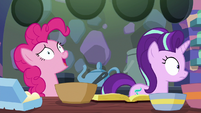 Pinkie Pie --take what from where--- S6E21
