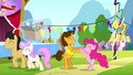 """Pinkie Pie and Cheese """"not as great as two"""" S4E12.png"""