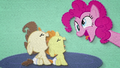 Pinkie tries to cheer up Pound and Pumpkin BFHHS2.png