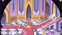 Princess Celestia's hall S1E26