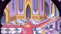 Princess Celestia's hall S1E26