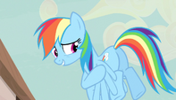 Rainbow Dash -give up our cutie marks-- S5E1