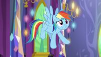 Rainbow Dash -let's decorate!- S5E3