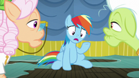 Rainbow Dash -now it's too late- S8E5