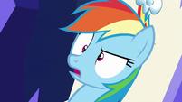 Rainbow Dash appalled --lazy-!-- S6E15