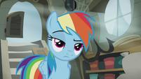 Rainbow face S5E8