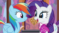 Rarity -cheer for my favorite player- S8E17