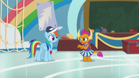 "Smolder ""the most enthusiastic pony"" S9E15"