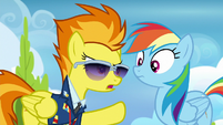 "Spitfire ""yes, you will"" S6E24"
