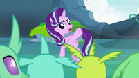 Starlight Glimmer -it's his brother out there- S7E17