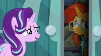 Starlight Glimmer meets Sunburst again S6E1