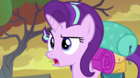 Starlight asking about destroying the throne S6E26
