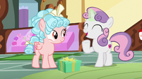 "Sweetie Belle ""pick the color she wants!"" S8E12"