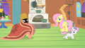 Sweetie Belle running from 3 foot pony monster S1E17.png