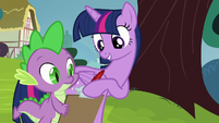 Twilight --I can use this data-- S5E22