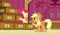"""Applejack """"kept track of what went into which crate"""" S6E23.png"""