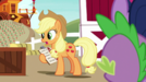 Applejack 22need to get all these boxes22 S9E26