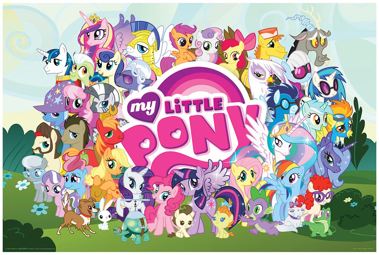 My pony pics of little