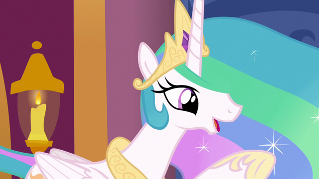 """File:Celestia """"the map sent you to solve a friendship problem?"""" S7E10.png"""