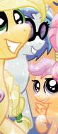 Comic issue 4 Crystal Pony DJ Pon-3