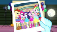 Fall Formal photo of the Mane Six SS2