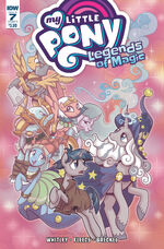 Legends of Magic issue 7 cover B