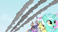 Los ponies asombrados S1E3