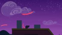 Memories of Sunset in the night sky EGFF