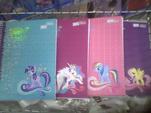 Merchandise notebooks