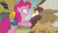 Pinkie -This is Griffonstone, right-- S5E8
