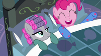 "Pinkie Pie ""everything's gonna be okay!"" S7E4"