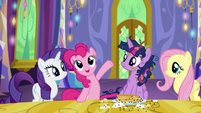 "Pinkie Pie ""this place has everything!"" S5E3"