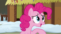 Pinkie Pie -you sure did, Prince Rutherford- S7E11