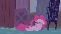 Pinkie Pie hits herself S2E13