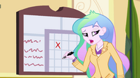 "Principal Celestia ""was there a princess?"" EG"
