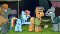 """Rainbow """"what do you have to say now"""" S6E13"""