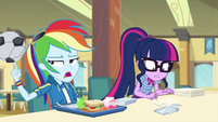 "Rainbow Dash ""might as well be"" EGDS22"