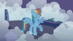 Rainbow Dash --oh, yeah, me!-- S1E02